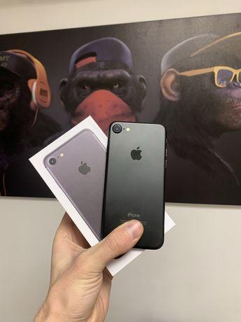 Iphone 7 128 gb гб black matte neverlock айфон 7 128 гб неверлок новый