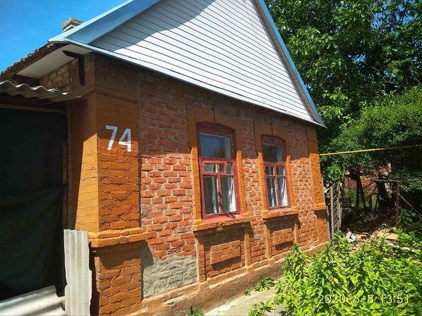 Продам два дома в одном дворе