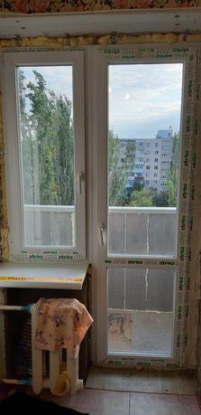 Продам балконный блок Steko