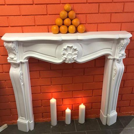Декоративный камин Эдельвейс - без подставки, каминный портал