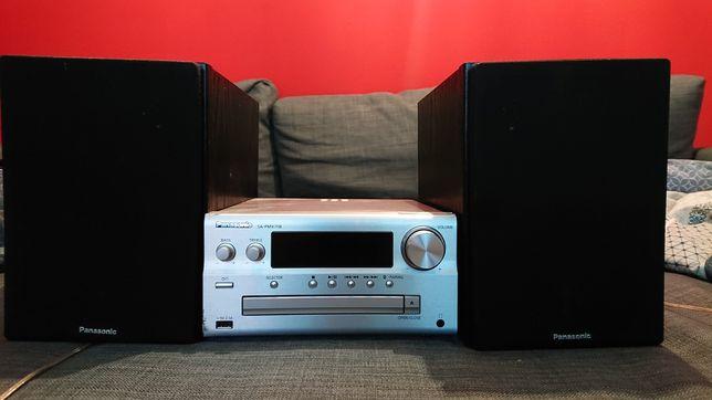 Wieża stereo Panasonic SC-PMX70B DAB+