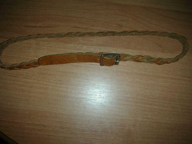 Pasek brązowy 70 cm