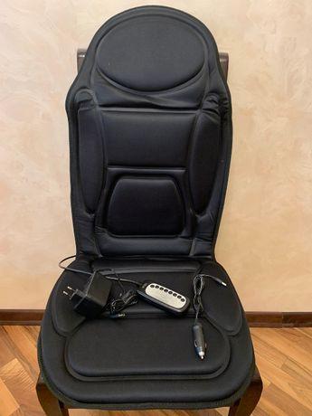 Массажер для тела с подогревом Vitek VT-1780- ВК для дома или автомо