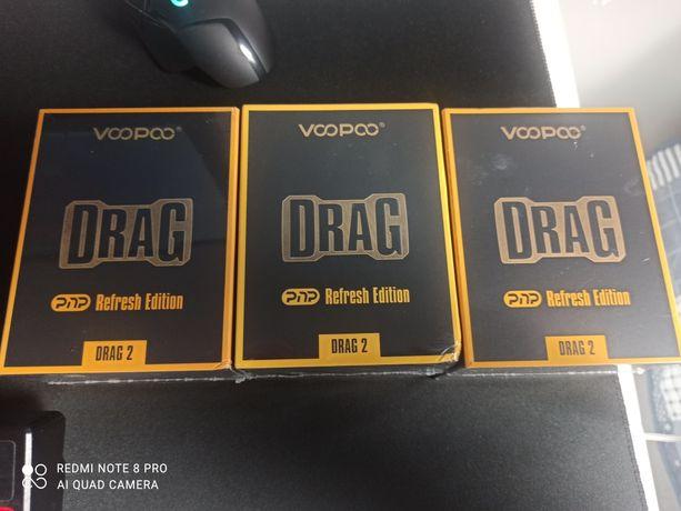 Pudełko po e-papierosie Drag 2 Voopoo