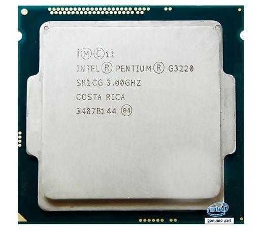 Intel® Pentium® Processador 4ª G3220 3M Cache, 3.00 GHz - Skt-1150