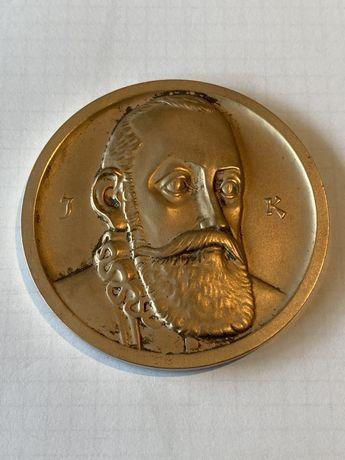 Medal Jan Kochanowski 450 Rocznica Ur. 1981. Mennica Państwowa