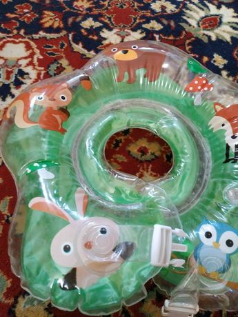 круг для ванны для новорожденного