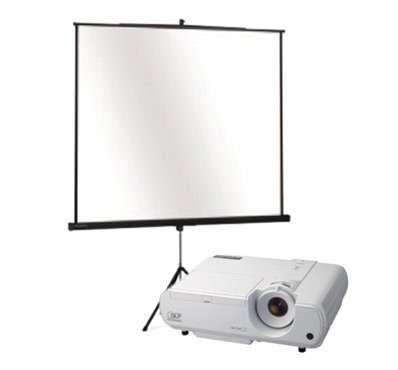 Wynajem Projektora, Rzutnik, Ekran, projektor mutlimedialny Łódź