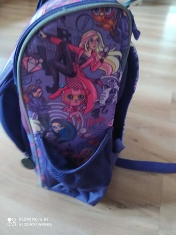 Sprzedam plecak dziewczęcy