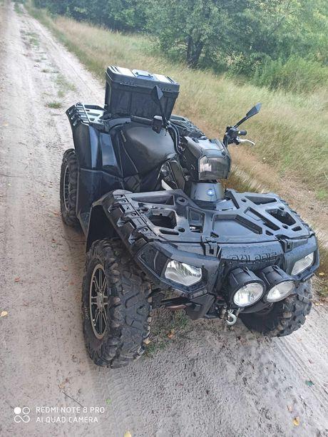 Quad Polaris Sportsman Forest SP 850 zarejestrowany