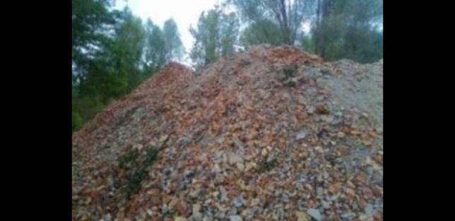 Oddam gruz budowlany Dachówka Jawor Kamienna Góra
