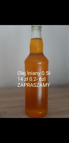 Olej lniany