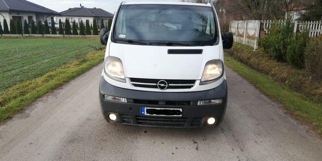 Opel vivaro 1.9 101km  trafic,master,transit