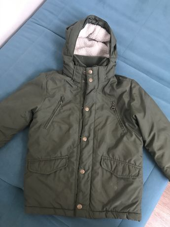 Куртка H&M для мальчика 4-5