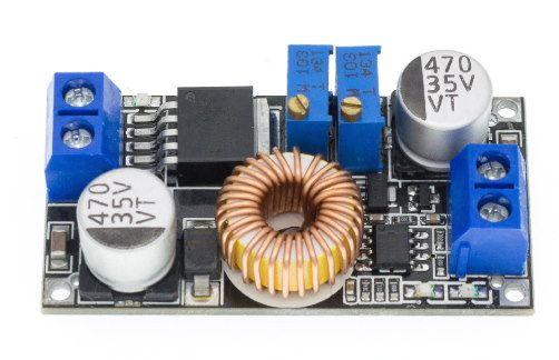 Стабилизатор напряжения и тока понижающий DC-DC