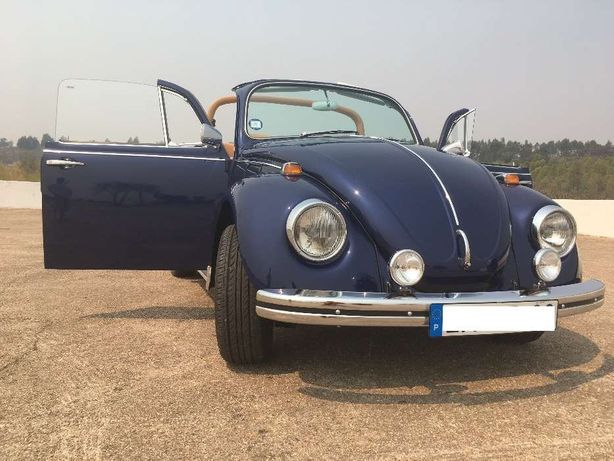 Volkswagen Carocha Cabrio