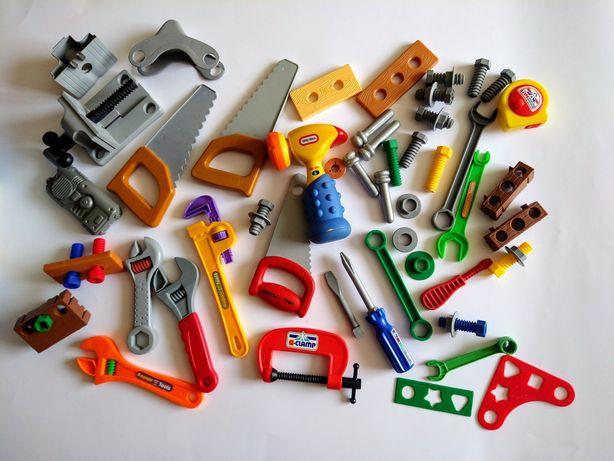 Narzędzia do warsztatu Bob budowniczy