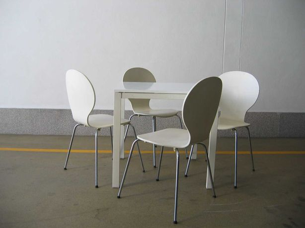 mobiliário para café e restaurante