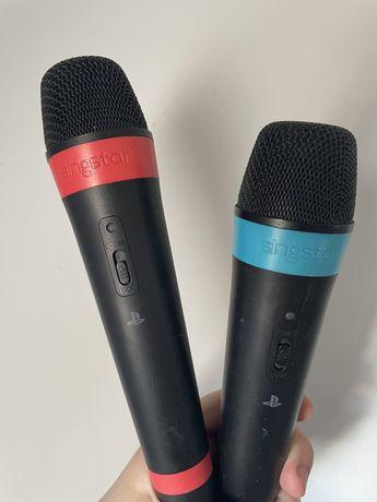 Mikrofony singstar