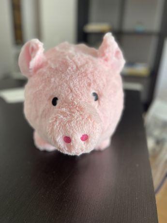 Porco mealheiro peluche