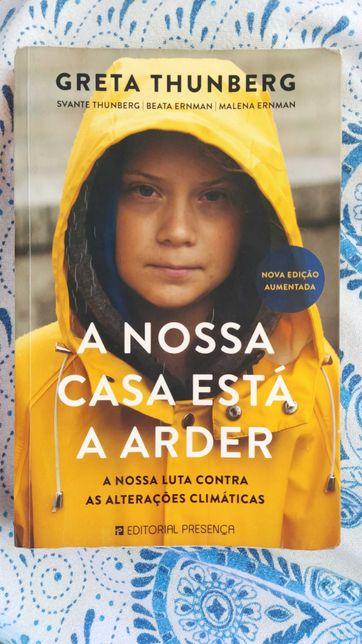 Greta Thundberg - versão aumentada