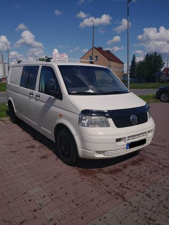 ...VW T5 2.4   130 KM 6 BIEGOWA SKRZYNIA