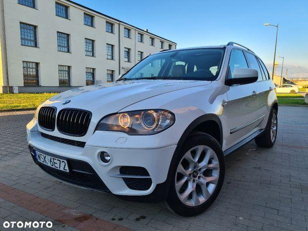BMW X5 BMW X5 E70, 306KM, panorama, jasny środek PIĘKNA