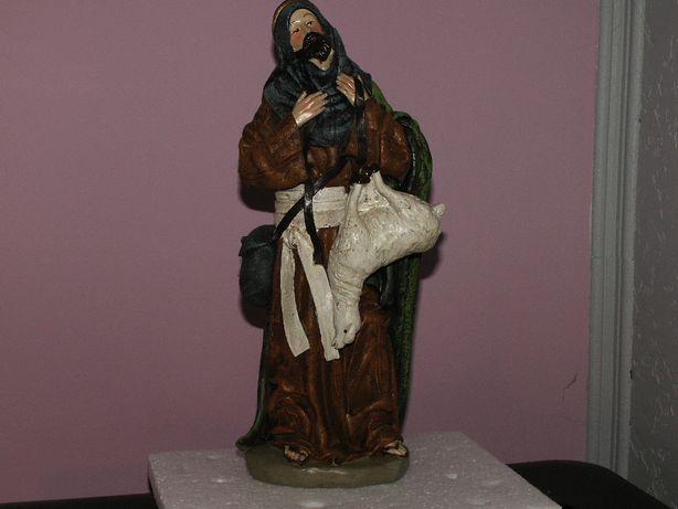 Pasterz - Figurka do Szopki Bożonarodzeniowej 24 cm Szopka Stajenka