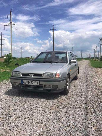 Продам Nissan Sunny 1991 г.в., 1.6 инжектор, 146 тыс. пробег, хэтчбек