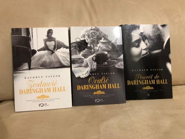 Trylogia Kathryn Taylor Daringham Hall