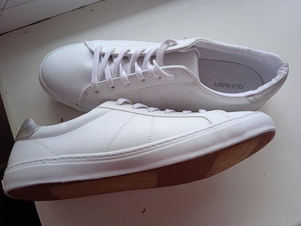 Білі кросівки 27 см по устілці