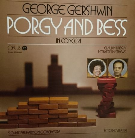 Пластинка Porgy and Bess