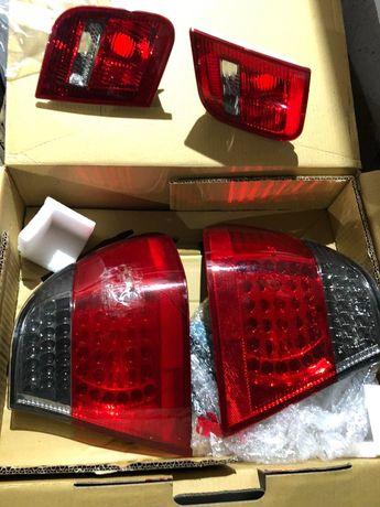 Продам задние фонари на БМВ е46 седан