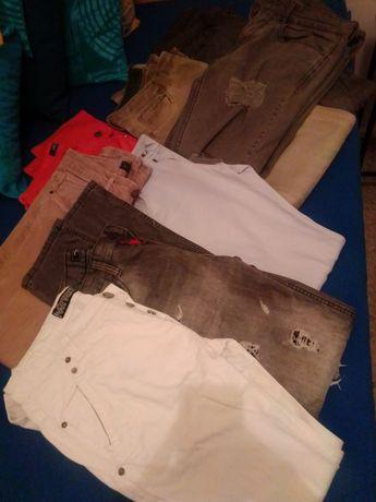Vendo várias calças, vários modelos e cores