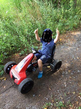 Samochód formula dla dziecka
