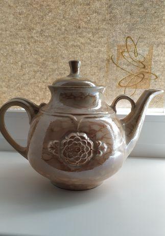 Большой чайник времён СССР