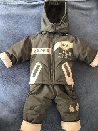 Новый зимний комплект/ Костюм для хлопчика