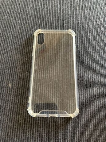 Capa transparente IPhone XS