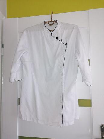 Bluza kucharska z zapaską rozmiar M/L