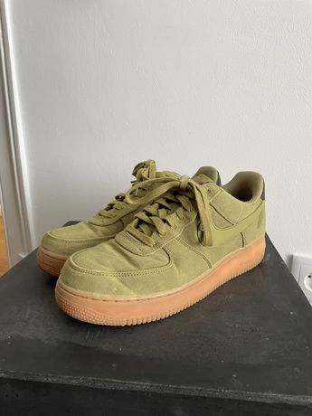 Nike Air Force 1 Verdes - tamanho 42,5