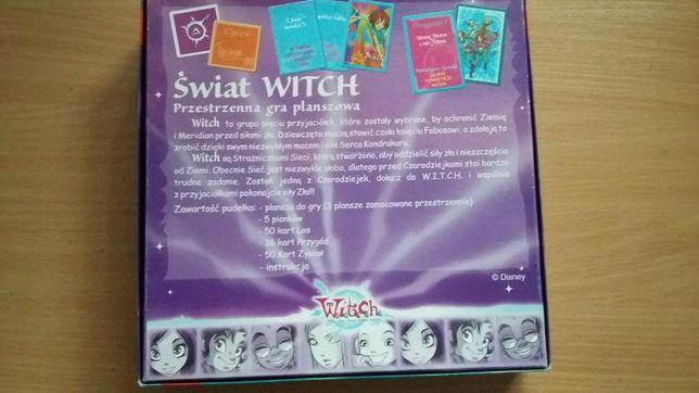 Gra Witch