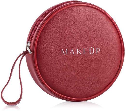 Клатч красный Makeup