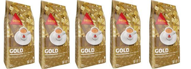 5kg Delta Gold em Grão café premiun o melhor preço - Lote fresco