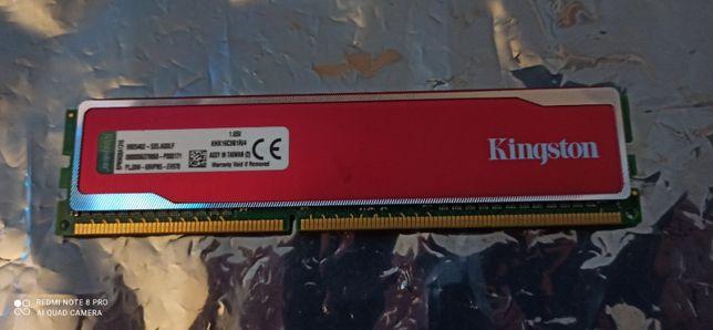 Pamięć Ram Kingston HyperX 4Gb Red