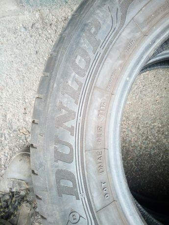 DUNLOP 195/65R15 колеса 4+1