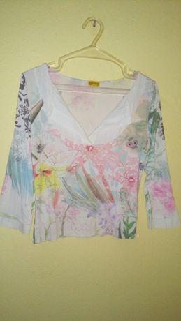 Ladys Shirt Tamanho 36 - 38 ou M até S