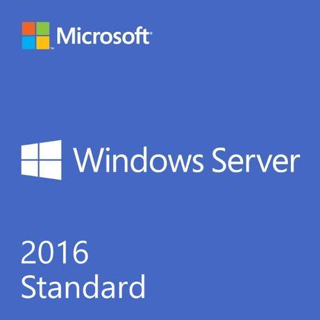 Лицензия Microsoft Windows Server 2016 Standard оригинал