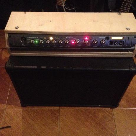Amplificador de Guitarra LINE6 Stereo 120w VENDO/TROCO