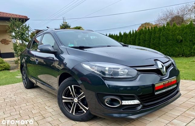 Renault Megane 1.5 dCi // z Niemiec // AUTOMAT //