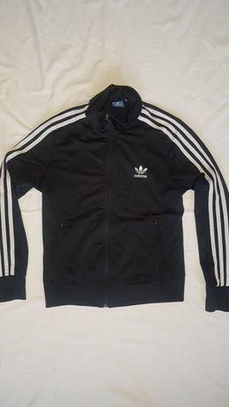 bluza sportowa adidas z liściem na plecach rm 40